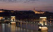 Sofitel Budapest Chain Bridge - panorama - 5 star hotel overlooking the river Danube and the Chain Bridge
