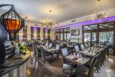 Pleasant restaurant of the 4* Thermal Crystal Hotel