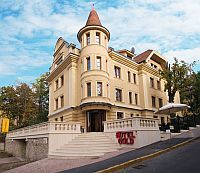 Hotel Gold Wine & Dine - Budapest - city hotel in Budapest - GOLD - 4-star hotels in Budapest